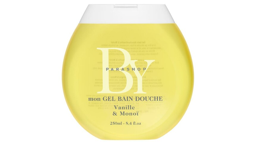 Vanille et Monoï, ma douche de l'été !