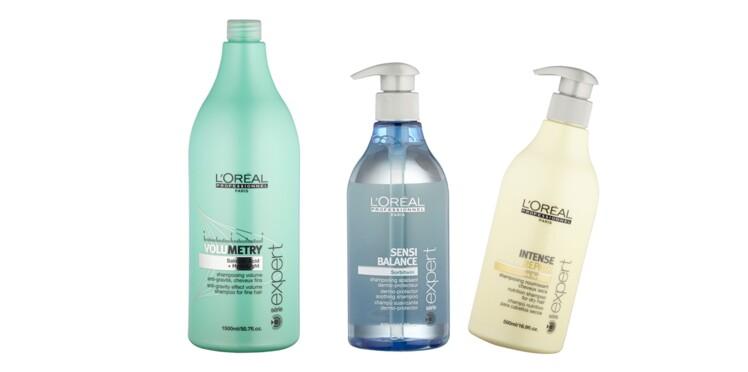 Bon plan : des produits capillaires L'Oréal Professionnel à prix cassés