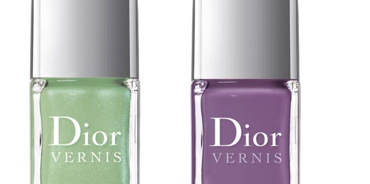 La maison Dior propose un vernis parfumé pour le Printemps 2012