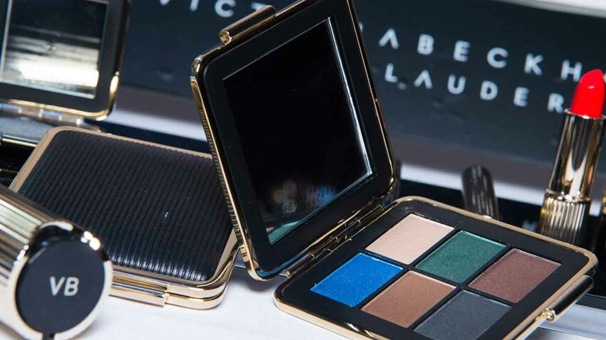 Victoria Beckham et Estée Lauder, nouvelle collection sous le signe du make-up