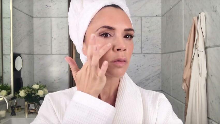 Victoria Beckham : ses tutos make-up où elle s'expose comme on ne l'a jamais vue