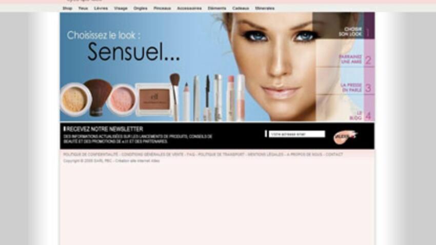 Votre maquillage à 1 euro sur le web