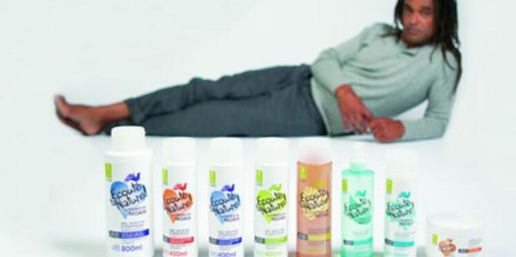 Yannick Noah lance une marque de soins pour la peau