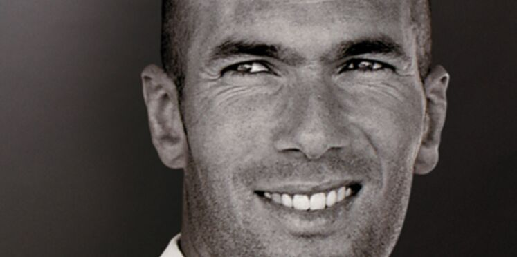 Zidane, égérie de la gamme beauté hommes d'Adidas