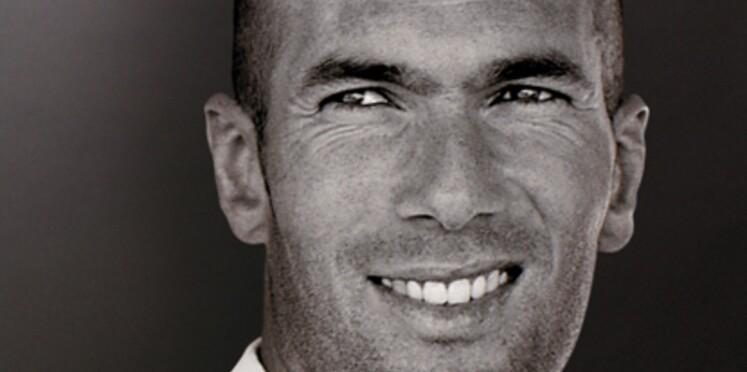 Zidane, égérie de la gamme beauté hommes d Adidas   Femme Actuelle ... 2ff47db3ad52