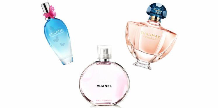 10 parfums féminins pour l'été