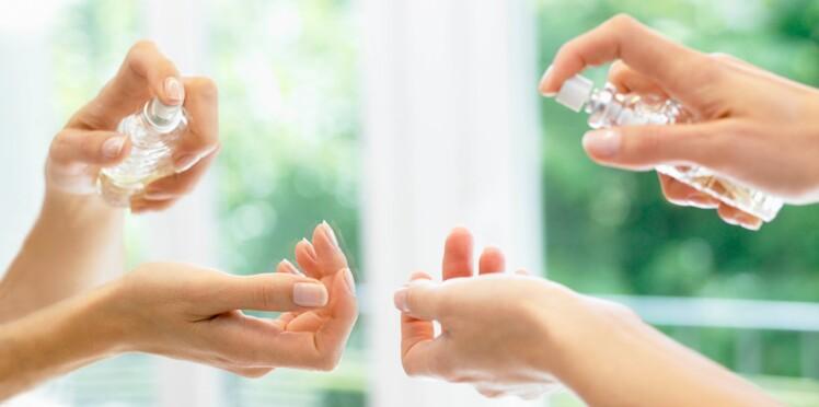 Parfums féminins : des eaux vives rafraîchissantes