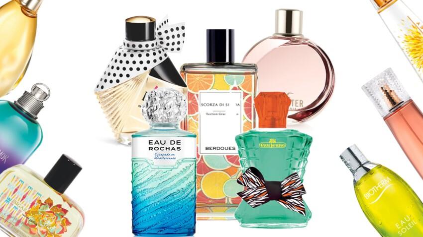 Parfums féminins : les meilleures fragrances pour cet été