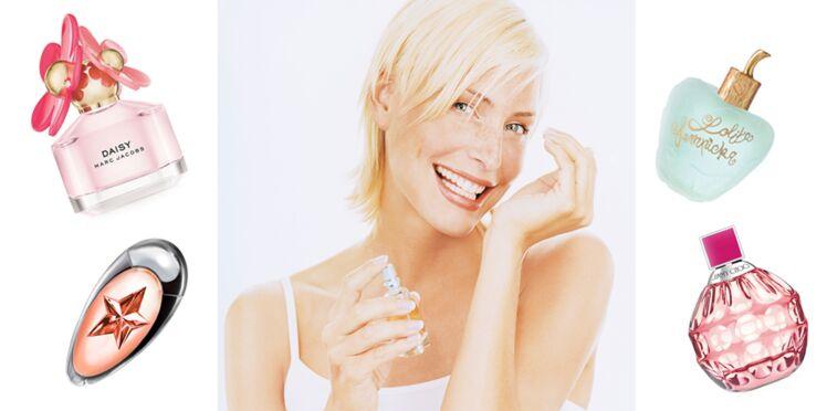 Parfums féminins : savourez leurs accords  fruités