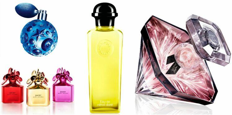 Nouveautés parfums, les fragrances du jour et du soir