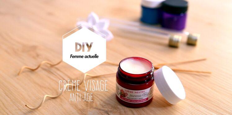 Vidéo DIY - Comment réaliser sa crème anti-âge soi-même