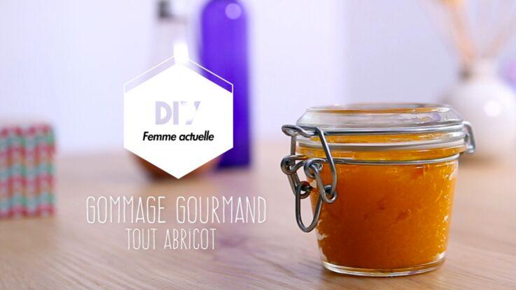 Vidéo : comment réaliser un gommage gourmand tout abricot