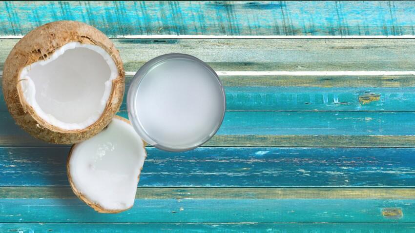 3 astuces beauté pour détourner l'huile de coco