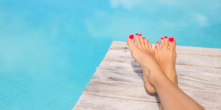 Pédicure : de jolis pieds en trois étapes