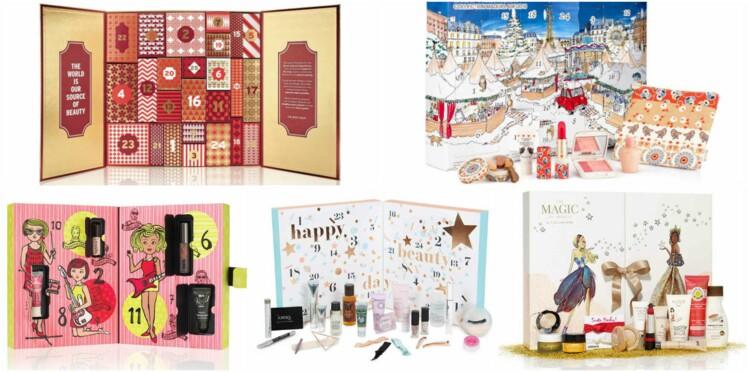 Calendriers de l'Avent beauté, notre sélection Noël 2016
