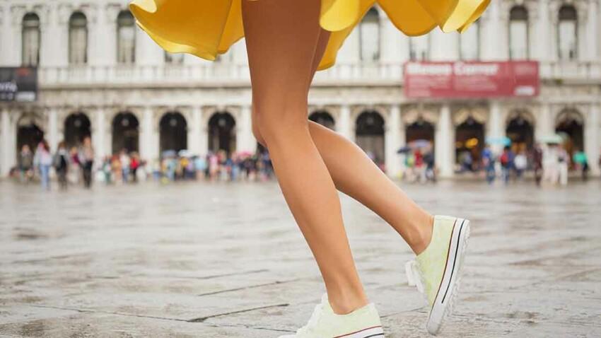 Conseils pour avoir de jolies jambes en jupes et en shorts d'été