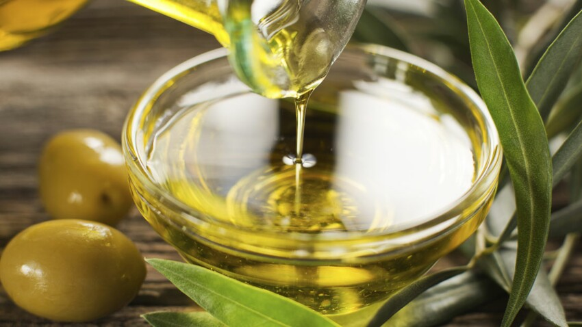 Soins corps, visage et cheveux : adoptez l'huile d'olive : Femme ...