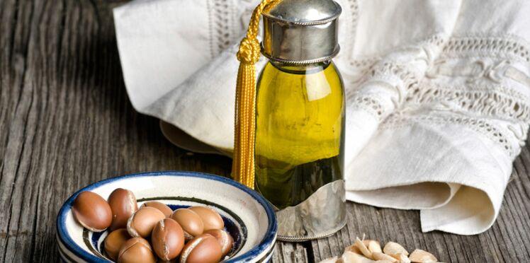 Une peau et des cheveux sublimes avec l'huile d'argan