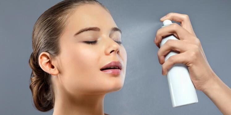 3 façons insolites d'utiliser autrement son spray d'eau thermale