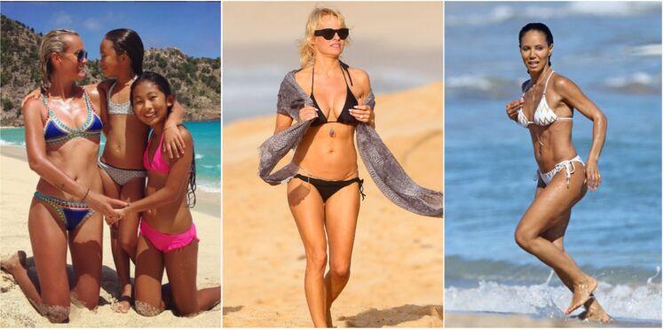 Ces stars de 40 et 50 ans toujours canon en bikini