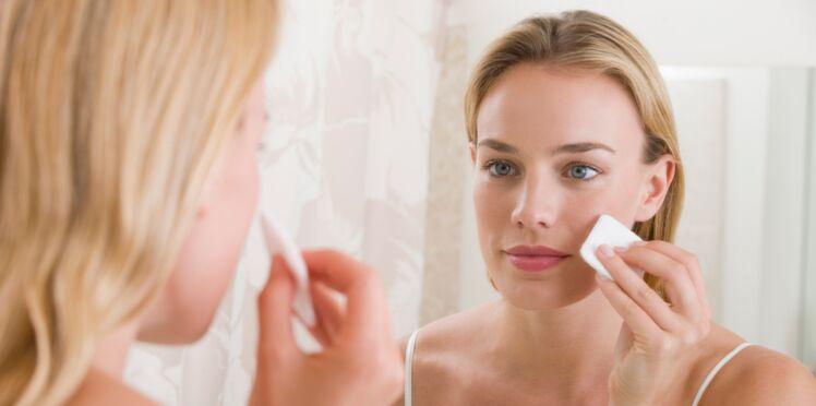 Comment matifier une peau grasse ?