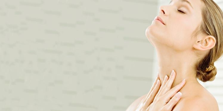 Liftez votre cou en 8 minutes