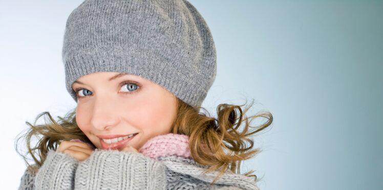 Make-up et soins pour être belle tout l'hiver