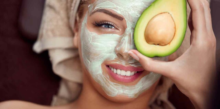 apparence élégante 2019 professionnel 2019 professionnel 10 recettes de masques visage peau sèche avec des produits ...