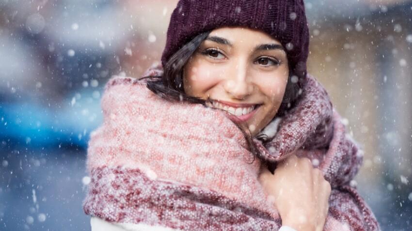 Nos astuces soin anti-froid spécial peaux mixtes à grasses
