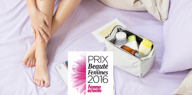 Prix Beauté des Femmes 2016 : les produits testés