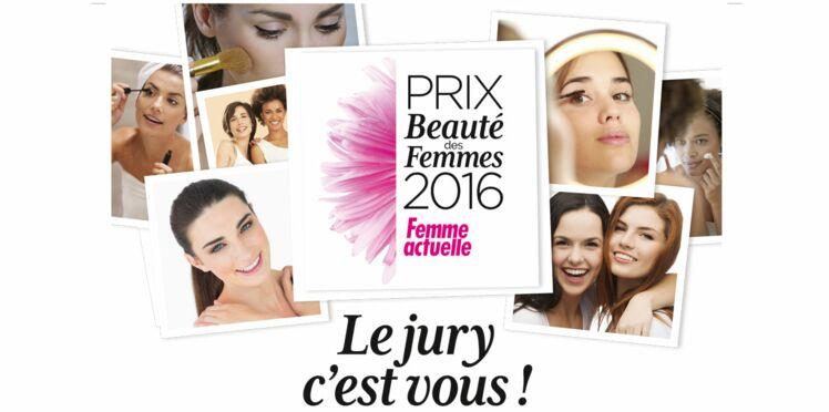Prix Beauté des Femmes par Femme Actuelle