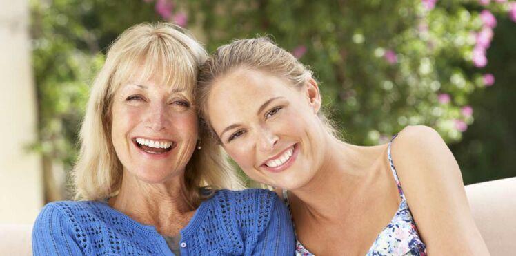 Les secrets beauté mères filles