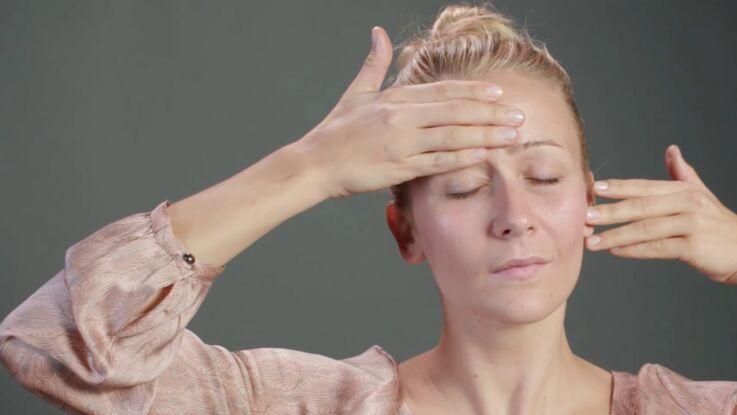 Tutoriel beauté : le massage du visage (vidéo)
