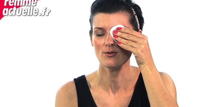 Vidéo : un démaquillage parfait