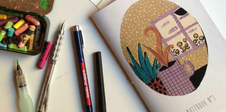 Un cahier d'inspirations pour créer son monde enchanté