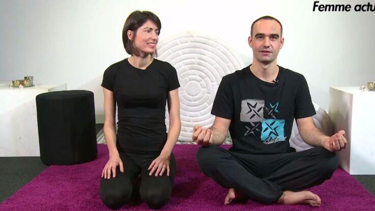 Yoga : la respiration ventrale pour se relaxer en quelques minutes (séance 1)