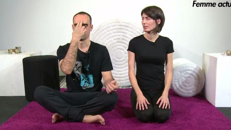 Yoga : la visualisation positive pour se relaxer en quelques minutes (séance 3)
