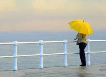 Eté pluvieux, moral en berne