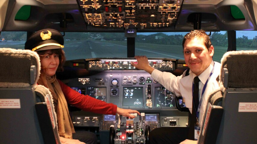 Peur de l'avion : on a testé le stage anti-stress