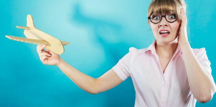 Phobie de l'avion : comment gérer les crises de panique ?