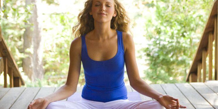Des exercices pour effacer la fatigue de la journée