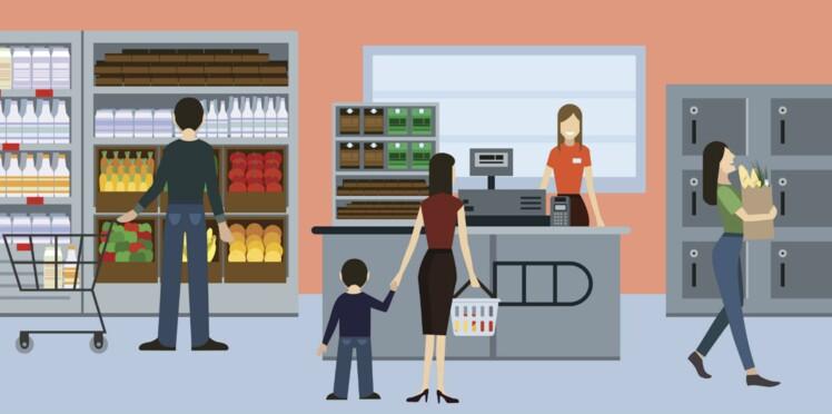 Le supermarché vu par le psy