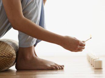 Trois gestes zen chez soi