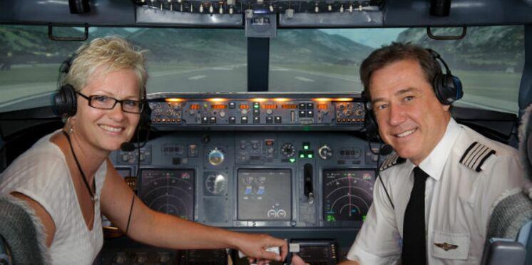 Un stage pour lutter contre la peur en avion