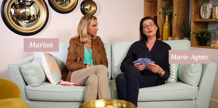 Vidéo : Telle mère, telle fille ? (ép.5) On a interrogé Marion et Marie-Agnès pour le savoir