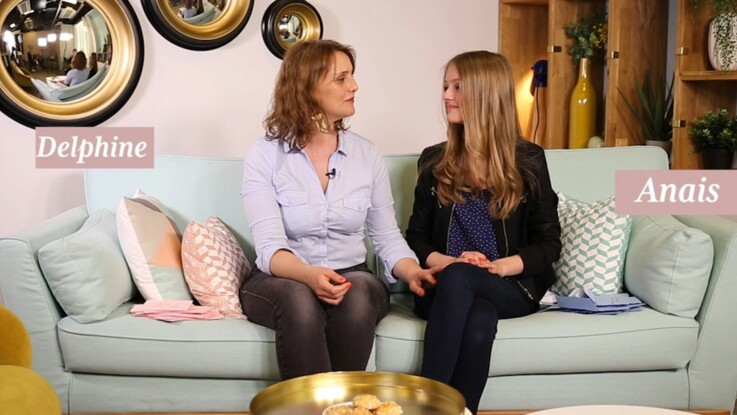 Vidéo : Telle mère, telle fille ? (ép.7) On a interrogé Anaïs et Delphine pour le savoir