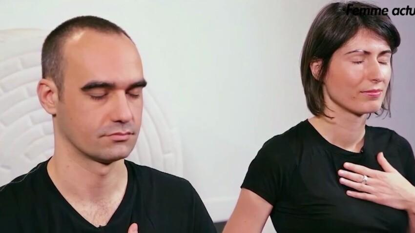 Yoga : l'auto-massage pour se relaxer en quelques minutes (séance 4)