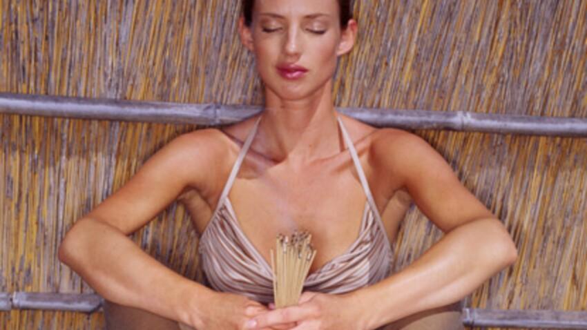 Chassez le stress avec les huiles essentielles