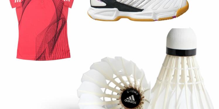 Adidas se met au badminton