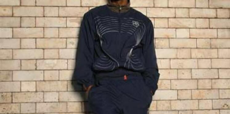Nicolas Anelka lance 39Pro, sa marque de sportswear